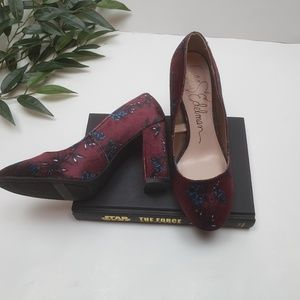 Suede shoes Sam edelman size 6.5